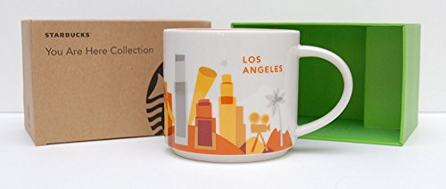 Starbucks Kollektion 2013 You Are Here Los Angeles, 400 ml