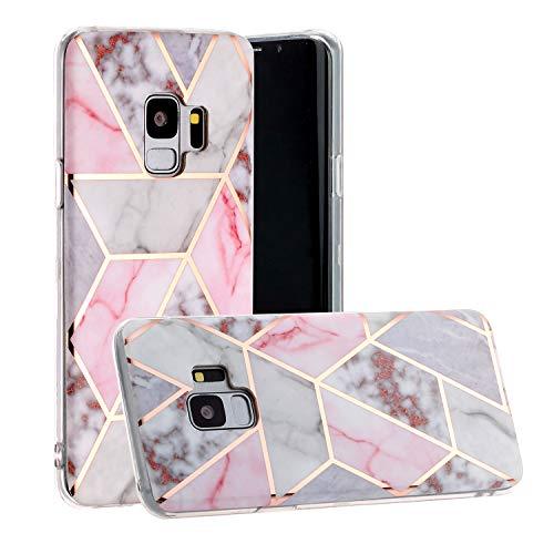 Hülle® Mármol TPU Funda Carcasa Case Cover Caso para Samsung Galaxy S9 Plus(2)