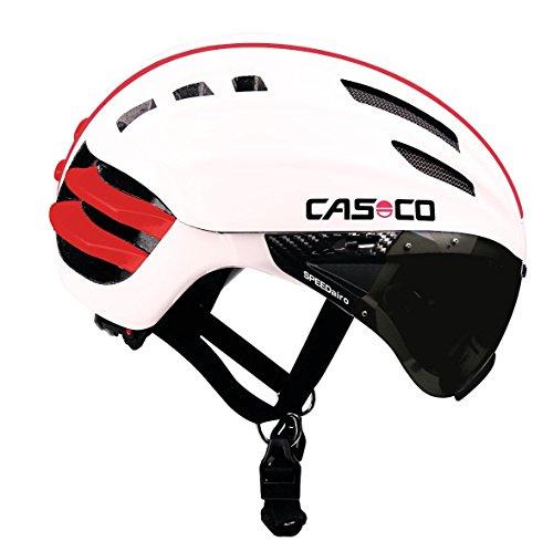 Casco 1506 Casco de Bicicleta, Unisex Adulto, Blanco, M (54-59 cm)