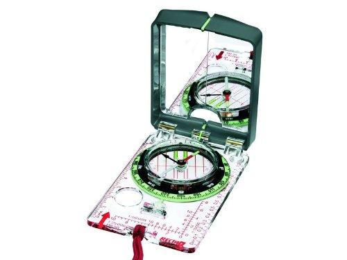 Recta 0 Kompass DS 50, mit Deckel Messer, grau, M