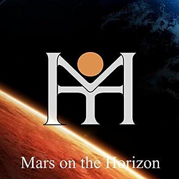 Mars On the Horizon