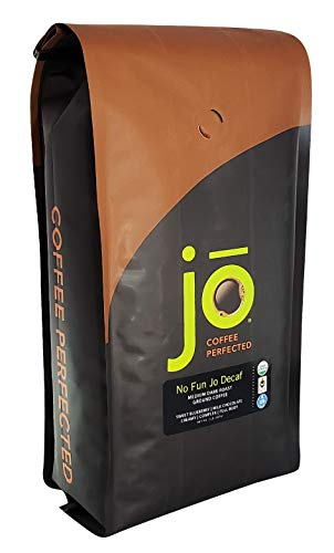 No Fun Jo Decaf Organic Medium Dark Roast