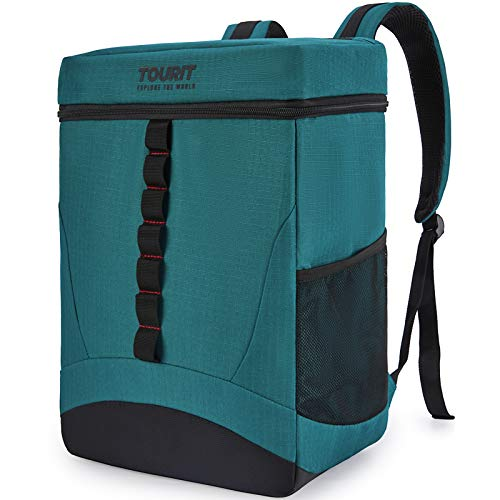 TOURIT Backpack Cooler Leakproof 36 Cans Large Capacity...