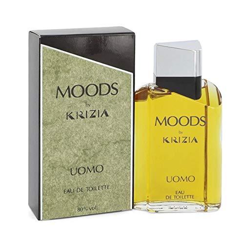 KRIZIA MOODS Parfüm für Herren Eau de Toilette 100 ml