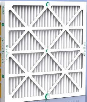 Santa Fe Advance 2 Dehumidifier MERV 8 Filter 14 x 17.5 x 2' 4031062 Case of 12