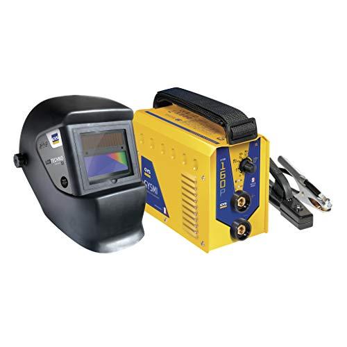 GYS Pack Inverter MMA 160P+Pantalla LCD Techno 11, 230 V