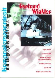 KOMPONISTENPORTRAIT - arrangiert für Gesang und andere Besetzung - Klavier [Noten / Sheetmusic] Komponist: WINKLER GERHARD