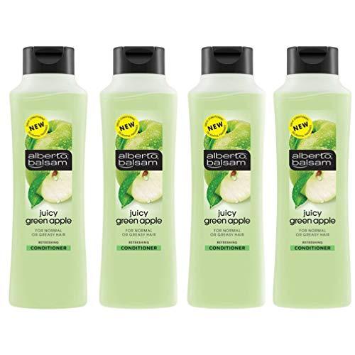 Alberto Balsam Juicy Green Apple Acondicionador 350 ml
