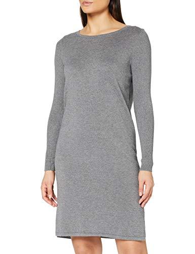 ESPRIT Damen 080EE1E305 Kleid, 019/GUNMETAL 5, M