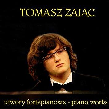 Utwory fortepianowe - Piano Works