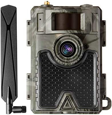 WingHome 4G Cellular Trail Camera 480Ace 8 12 24MP FHD Wireless Game Camera with Free APP and product image