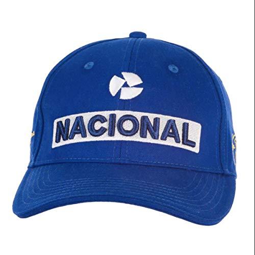 Ayrton Senna Cap Nacional, Blau
