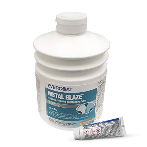 Fibreglass Evercoat 416 Metal Glaze Polyester Finishing and Blending...