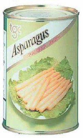 天狗)アスパラガス 4号缶(425g)