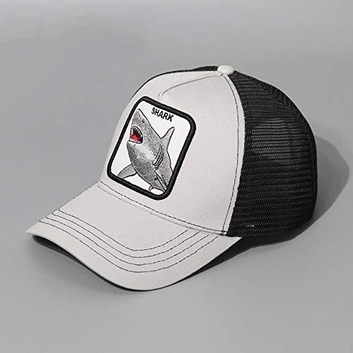 Gorra de Red de bisbol para Hombres Sombrero de Primavera Verano sombrilla tamao Ajustable Gorra de Conductor de Vacaciones-Lavender