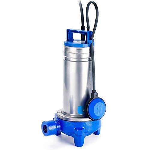 Flygt DXG2511 1.1KW Delinox Schmutzwasserpumpe mit Mahlwerk bis 7m3/h dreiphasig 380V