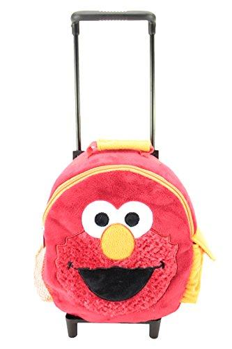 Animal Adventure Jolley TrolleyPlush BackpackSesame StreetElmo5 x 10' x 21'
