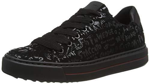 ARA Damen Courtyard Sneaker, SCHWARZ, 42.5 EU