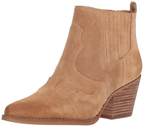 Price comparison product image Sam Edelman Women's Winona Ankle Boot,  Camel,  7 Medium US