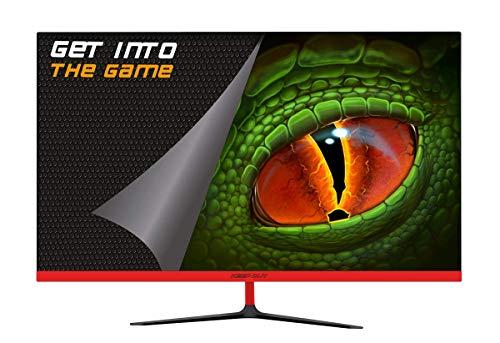 Monitor Gaming LED 27 KEEP OUT XGM27QHD+, Negro