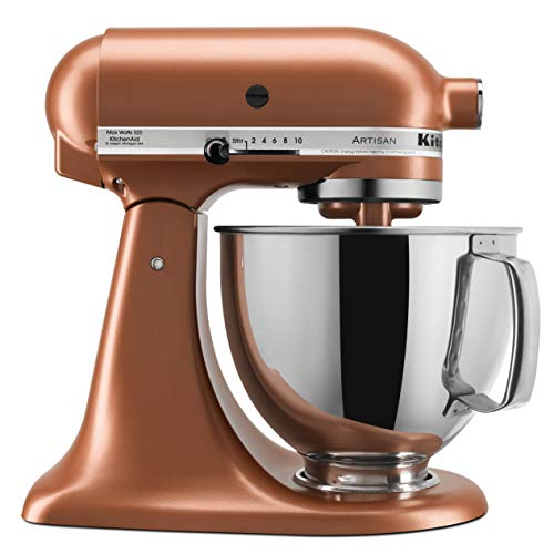 KitchenAid® 5 Quart Artisan Stand Mixer Copper Pearl KSM150PSCE