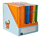 4 Weeks to Read   Reading System for 4 to 7 Years Old Kindergartners   Build Confidence With Their Own Personal Library, Includes 50 Books, Teaching Manual, Activities and Workbooks
