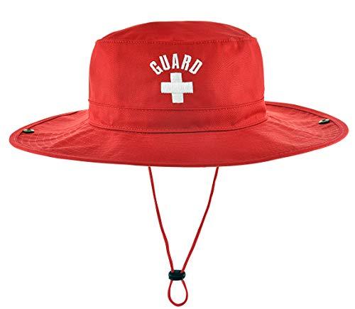 BLARIX Guard Safari Hat (Red)