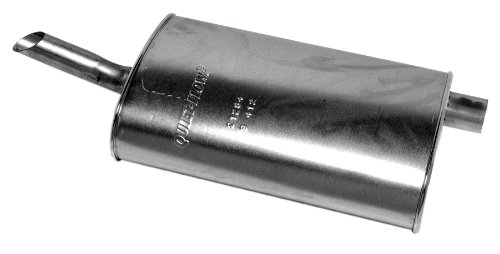 """MBRP Aluminized Diesel Exhaust Universal Adapter for All Pickup Models 4/"""" ID 5/"""""""