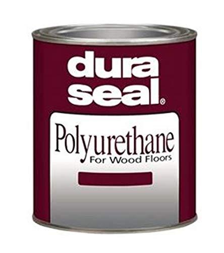 Duraseal Polyurethane clear Oil-Based Wood Floor Durable Protective Finish Satin For Wood Floors (QT) GLOSS
