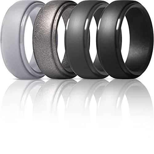 Best mens plastic wedding rings