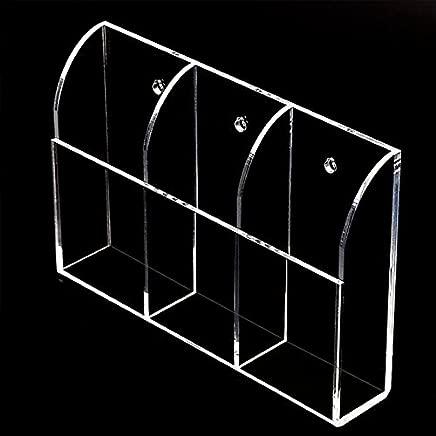 Hanbaili Slots Air Conditioner Remote Control Storage Box Holder Organization Tool