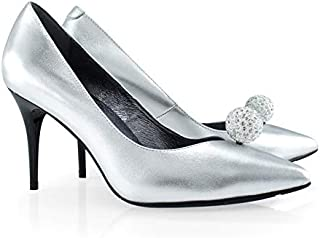 Gripz Lamb Leather Pointed Toe Stiletto High Heels S1605Bride