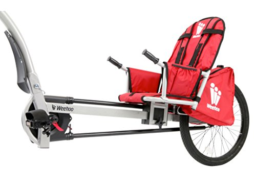 Discover Bargain Weehoo iGo Turbo Bicycle Trailer 2015 Model