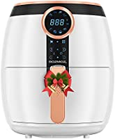 Rozmoz Air Fryer, 5 Quart Airfryer Oven, 8-in-1 Electric Hot Air Fryers Oven Oilless Cooker with Digital LCD Screen,...
