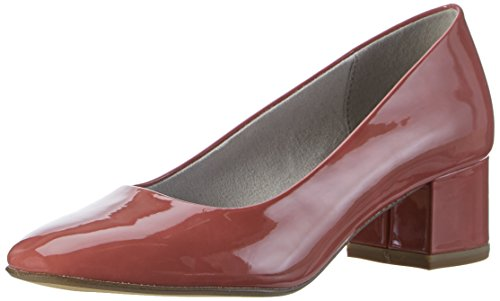 Jana Damen 22302 Pumps, Pink (Berry PATENT 576), 40 EU