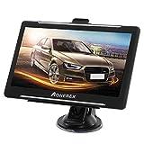 GPS Voiture, 7 Pouces Navigation pour Auto, Camion, Poids Lourd, Navigateur avec HD Écran...