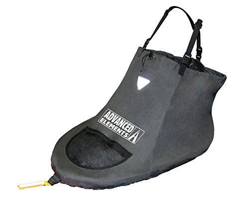 Advanced Elements Touring Jupe Accessorio per Kayak, Nero