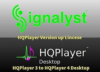 HQPlayer 4 Desktop バージョンアップ ライセンス