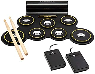 Best spectrum seven pad digital drums Reviews