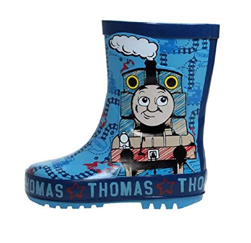 Kinderen Jongens Kinderen Karakter Wellington Laarzen Wellies Wellys Regen Sneeuw Warm Herfst Winter Schoenen Maat UK Baby Kind 6 7 8 9 10 11 12 13 1 2 3 4 5