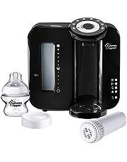 Tommee Tippee 'Closer to Nature Perfect Prep Machine', urządzenie do szybkiego przygotowania butelek, czarny