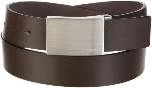 Strellson Premium - Ceinture Homme - Marron - Braun (52) - FR : 80 (Brand size : 80)