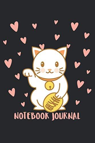 Notebook journal: Ideas de regalos de San Valentín para el hijo, la universidad de la hija gobernó el regalo de amor de los padres cuaderno diario ... en cuaderno diario de 6 x 9 pulgadas, regalo