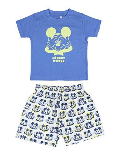 Cerdá Pijama Que Alumbran en la Oscuridad Niño de Mickey