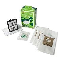 AEG Electrolux GSK 2 Sバッグエコキット真空バッグ洗えるHEPA 13フィルターモーターフィルターs新鮮な松の香り