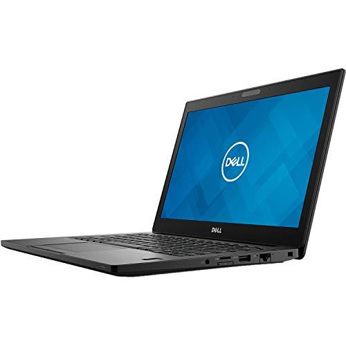 Dell Latitude 7290 12.5' HD Premium Business Laptop, Intel Core i5-7300U, 256GB SSD/16GB DDR4, Windows 10 Pro (Renewed)