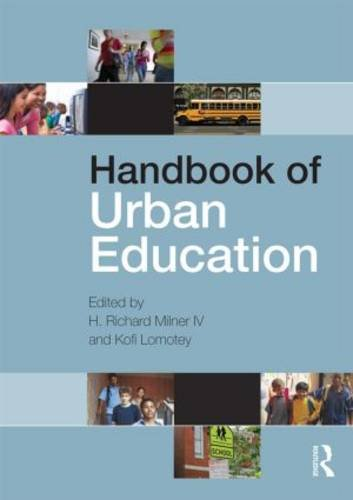 Compare Textbook Prices for Handbook of Urban Education 1 Edition ISBN 9780415634779 by Milner IV, H. Richard,Lomotey, Kofi