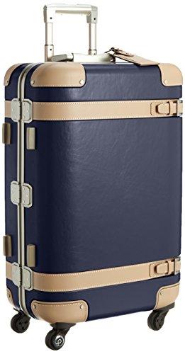 [プロテカ] スーツケース 日本製 ジーニオセンチュリー 60L 61 cm 5.4kg オリエンタルネイビー