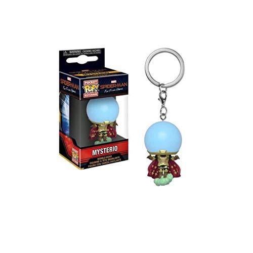 C&S Mysterio POP sleutelhanger Spider-Man: Ver van huis Figuur Vinyl POP
