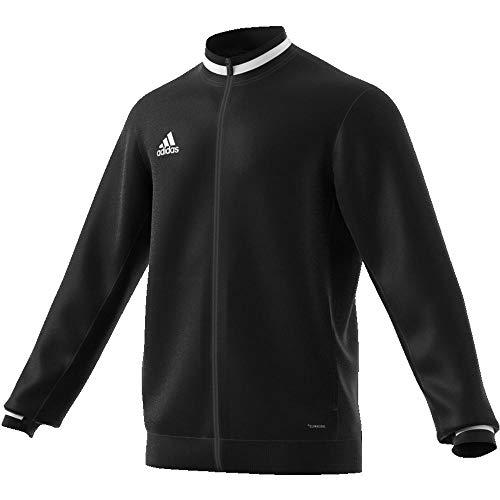 Adidas T19 TRK JKT M Chaqueta de Deporte, Hombre, Black/White, 3XL